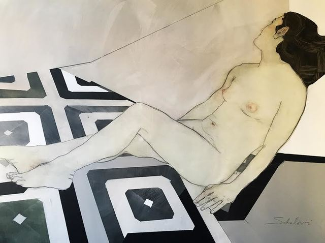 , 'Phronesis,' 2018, Rebecca Hossack Art Gallery