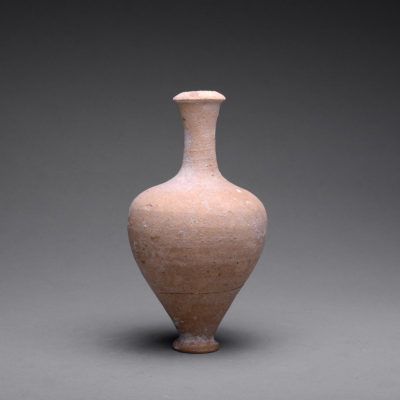 Unknown Greek, 'Hellenistic Pyriform Ointment Flask ', 300 BCE-100 BCE, Barakat Gallery