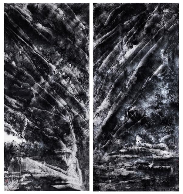 , 'Night Walk,' 2016, Galerie Huit