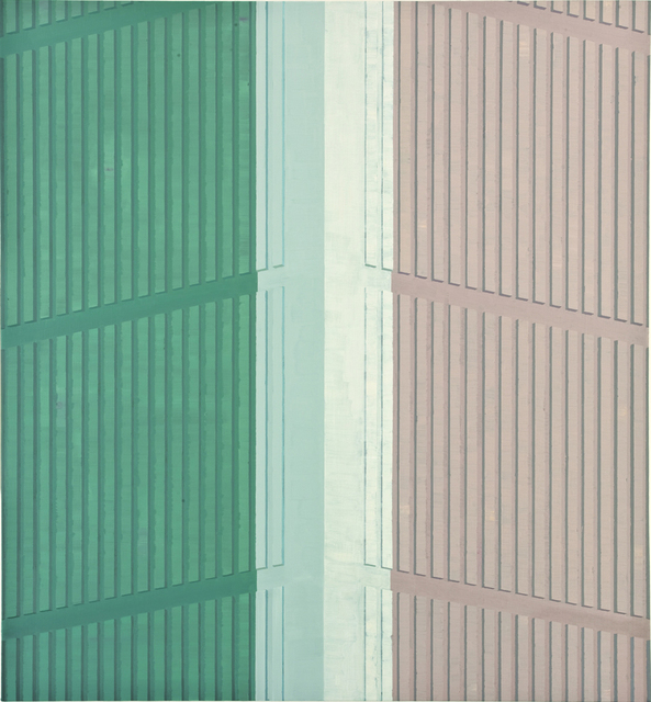 , 'Both Sides,' 2011, ONE AND J. Gallery