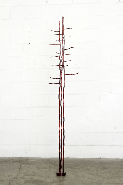 , 'Triad - Red,' 2012, Art Mûr