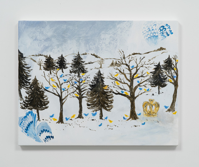 , 'the royal Swedish forest,' 2018, 303 Gallery