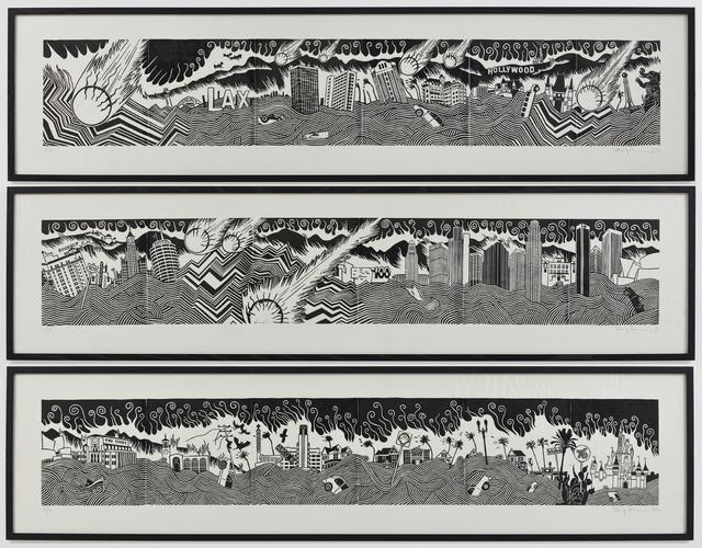 , 'Lost Angeles,' 2016, Lazinc