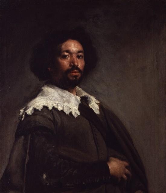 Diego Velázquez, 'Juan de Pareja (1606–1670)', 1650, The Metropolitan Museum of Art