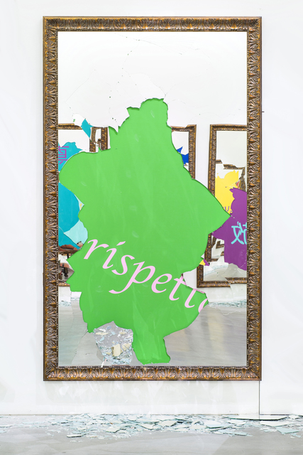 , 'Respect (Italian),' 2016, Tang Contemporary Art
