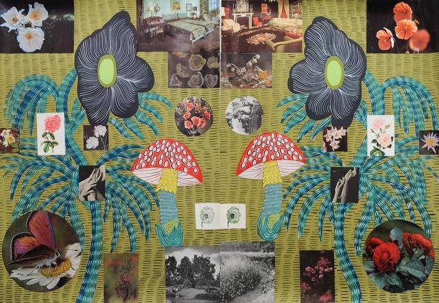 , 'Amanita in the Dark,' 2016, LaCa Projects