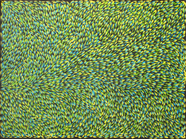 Gloria Petyarre, 'Bush Medicine Leaves', Wentworth Galleries