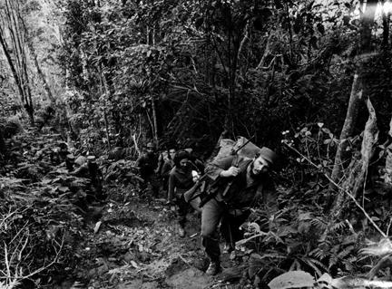 , 'En la Sierra con Fidel,' 1960, Rebekah Jacob Gallery