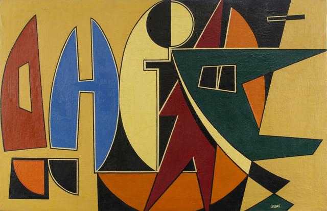 , 'Composizione,' 1952, Cardelli & Fontana artecontemporanea