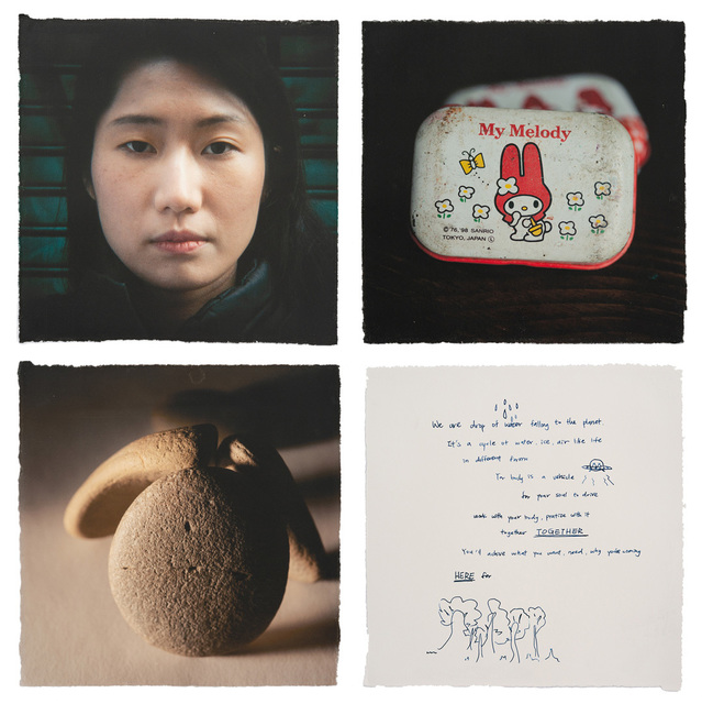Pierre-Yves Linot, 'Immigrant Song #148 - Ching Wen from Taiwan', Soho Photo Gallery
