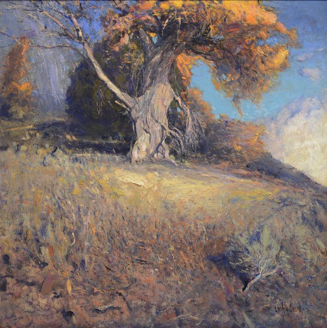 , 'Old Cottonwood,' 2018, Gallery 1261