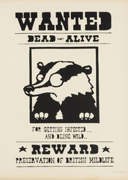 Wanted: Dead or Alive (Badger)