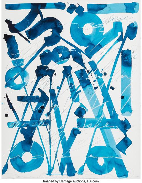 RETNA, 'Sounds of', n.d., Heritage Auctions