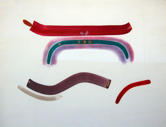 , 'Color Worming Its Way In,' 1965, Wallace Galleries