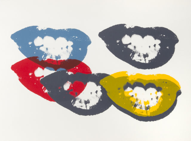 Andy Warhol, 'I Love Your Kiss Forever Forever', 2013, Julien's Auctions