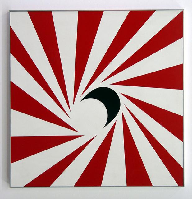 , 'Movimento em Torno de uma Oval e um Círculo,' 1953/1996, Luciana Brito Galeria