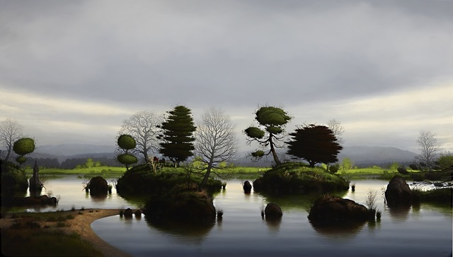 , 'Management of Trees,' 2015, Martin Browne Contemporary
