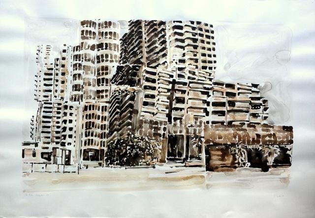 , 'Le Caire,' 2003, ONIRIS - Florent Paumelle