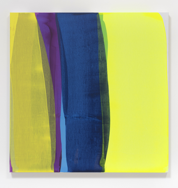 , 'Untitled (swells, bright),' 2014, Susanne Vielmetter Los Angeles Projects