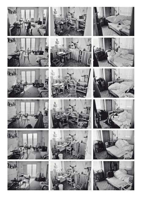 , '6. bis 11. März 1978,' 1980/2017, Christine König Galerie