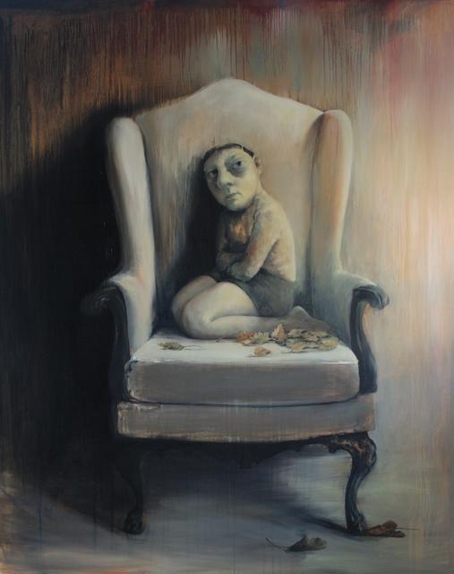 , 'Stilled Air,' 2018, bo.lee gallery