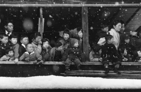 Kiichi Asano, 'Yokote Bonten Festival', February 1958, Scott Nichols Gallery
