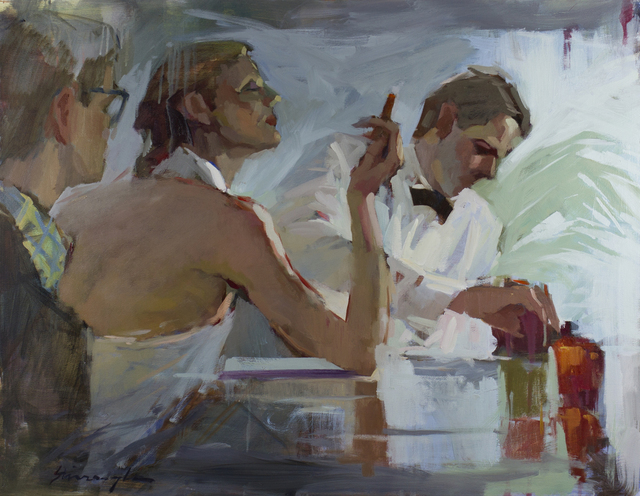 Michael Steirnagle, 'Aficionado', 2016, CODA Gallery