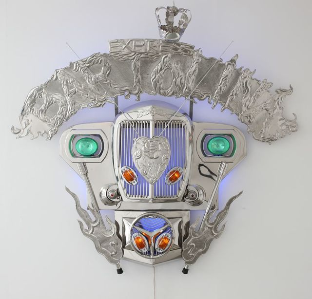 Alfredo and Isabel Aquilizan, 'Transformers IV (Bartolina)', 2010, Sundaram Tagore Gallery