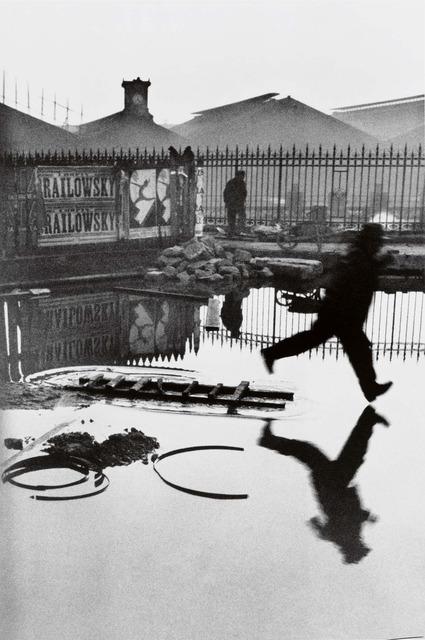 Henri Cartier-Bresson, 'Behind the Gare Saint-Lazare', 1932, Contessa Gallery