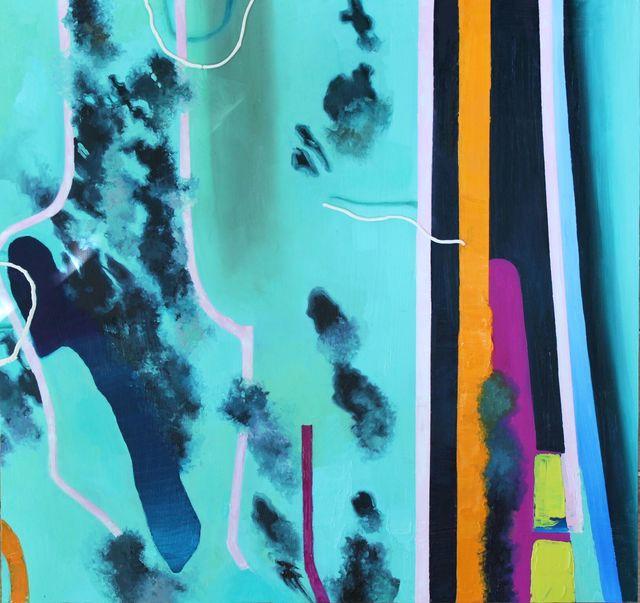 , 'Earth 5,' 2017, Alvarez Gallery