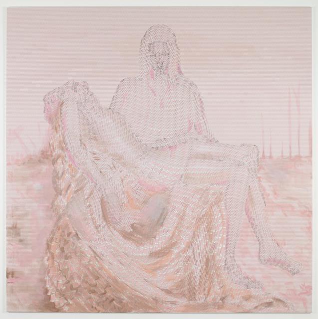 , 'Pink Pietà,' 2016, Air de Paris