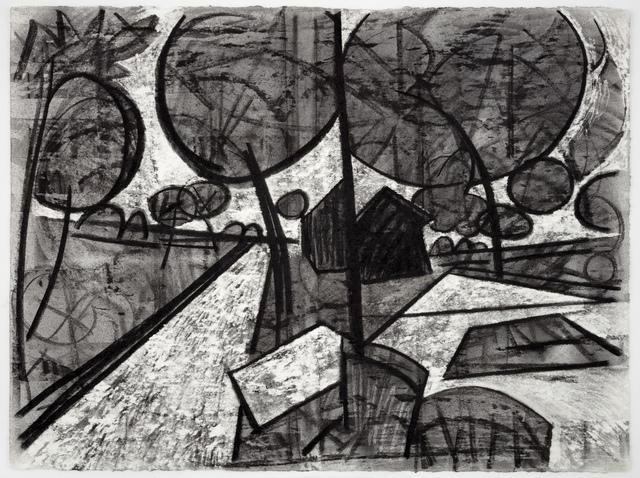 , 'Binocular Landscape,' 2016, Modern Art