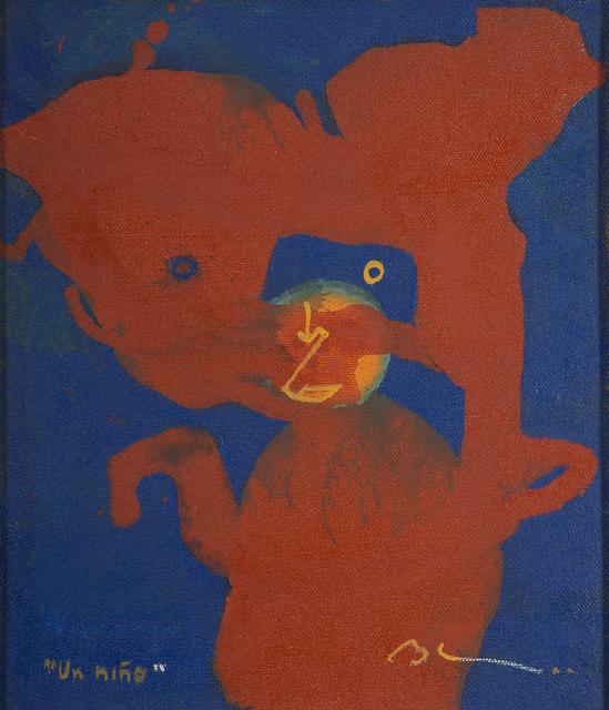 , 'Niño ,' 2013, Cazadoras y Recolectores