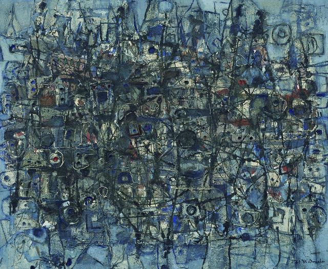 , 'WORK61-29,' 1961, Anne Mosseri-Marlio Galerie