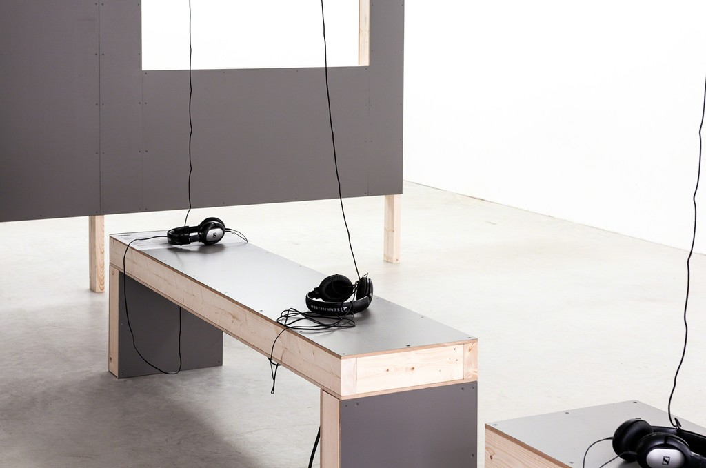 """detail of: Anneke A. de Boer, """"if someone is going to play my part"""", video installation, 2011  image: Anneke A. de Boer"""