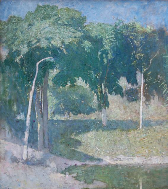 , 'Lakeside,' ca. 1908, Taylor   Graham
