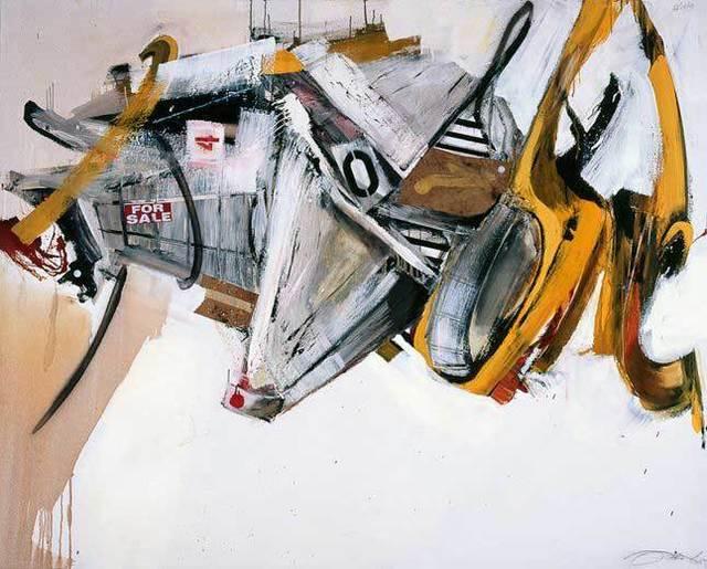 , 'The yard sale,' 2009, Galerie Kellermann