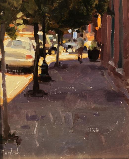 , 'Beneath the Trees,' , Stremmel Gallery