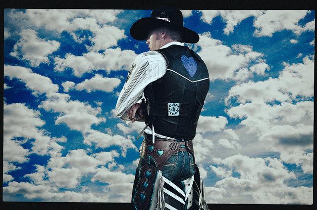 , 'Blue Sky Cowboy (Heartbreak Hotel),' , 555 Gallery