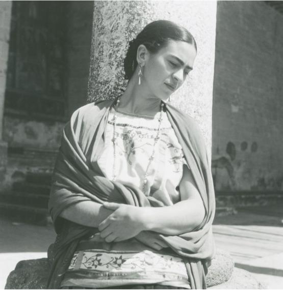 , 'Frida Outside The Church,' 1936, Matthew Liu Fine Arts