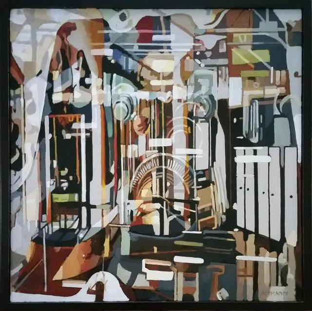 , 'Inner Workings II,' 2018, Bowersock Gallery