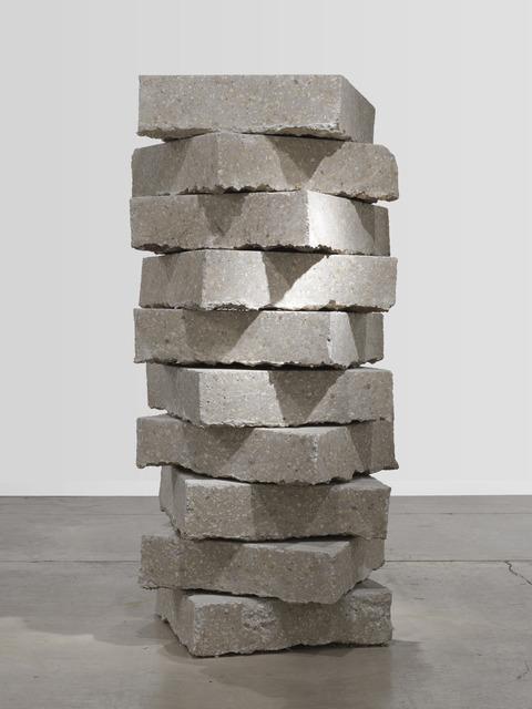 , 'A bit of detritus,' 2011, Susanne Vielmetter Los Angeles Projects