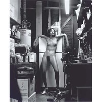Helmut Newton, Handle with care (Domestic Nude)
