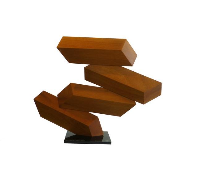 , 'Vertical Dislocada a 3 Tiempos,' 1983-2015, Ranivilu Art Gallery
