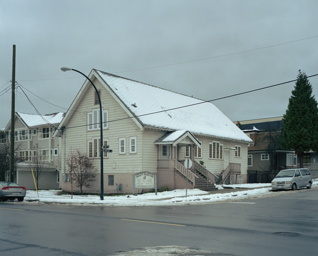 Jeff Wall, 'Church, Carolina St., Vancouver,' 2007, White Cube