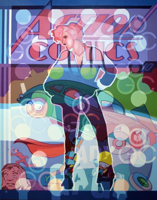Stuart McAlpine Miller, 'Space Race Diva', HG Contemporary