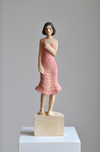 , 'Pink Dress,' 2018, Alan Kluckow Fine Art