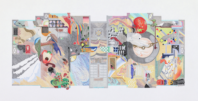 Dong Wan Kook, 'Decalcomanielife', 2014, Gallery Chosun