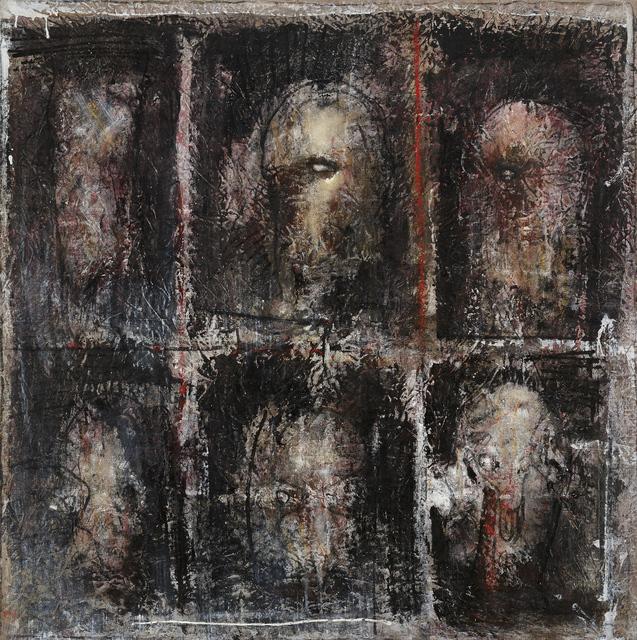 , 'Os Imortais,' 1984-1985, Pinakotheke