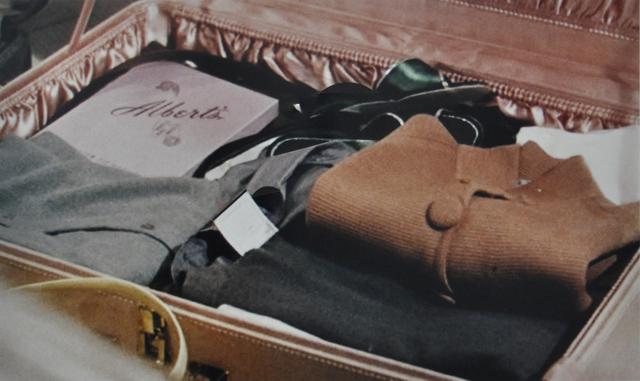 , 'Suitcase,' 2016, Van der Mieden Gallery